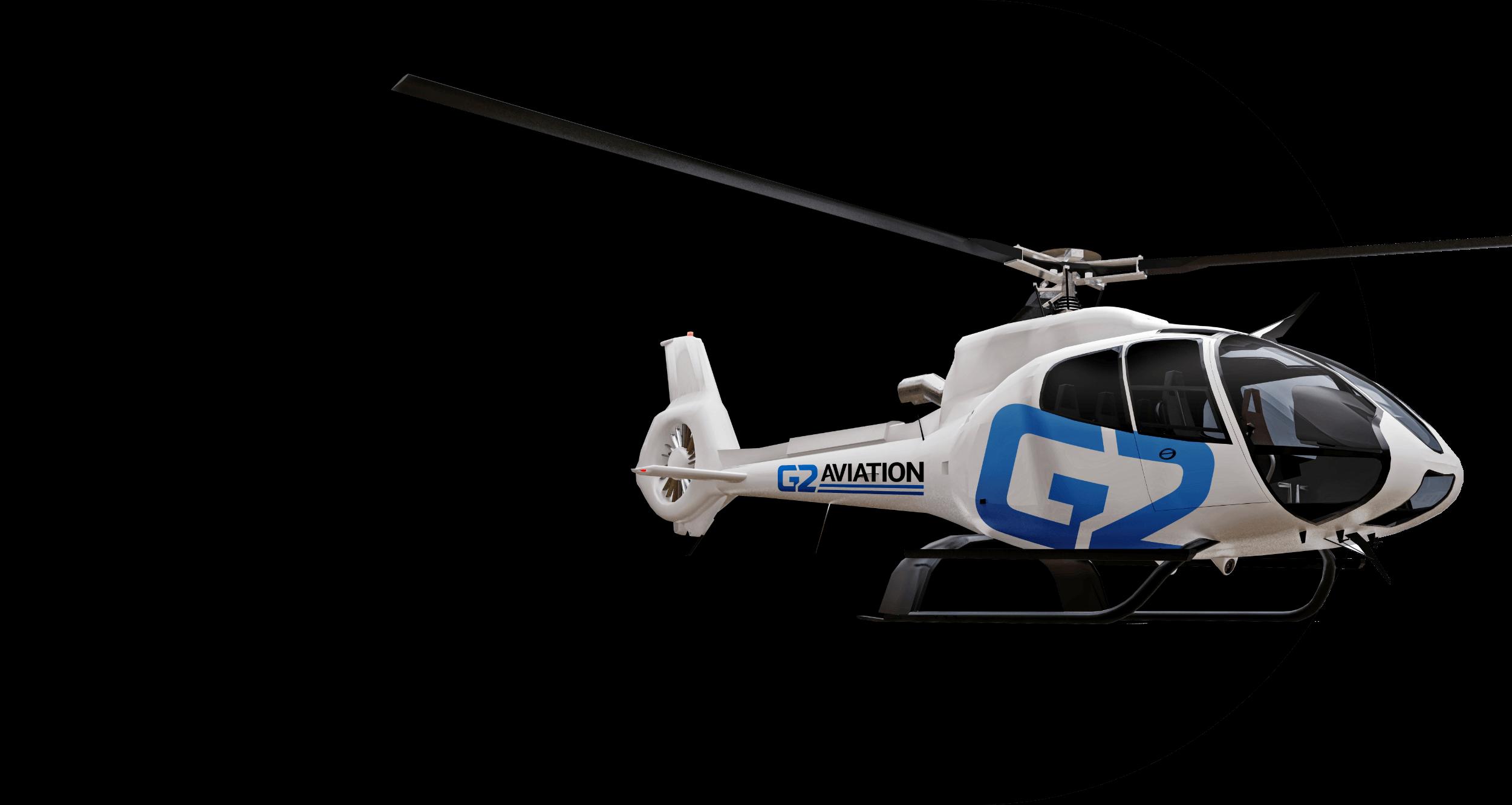 G2 Aviation - Maintenance d'hélicoptères