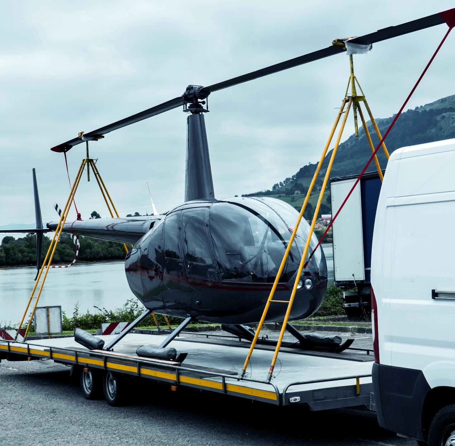 G2 Aviation | Nos services | Écrasement d'hélicoptères