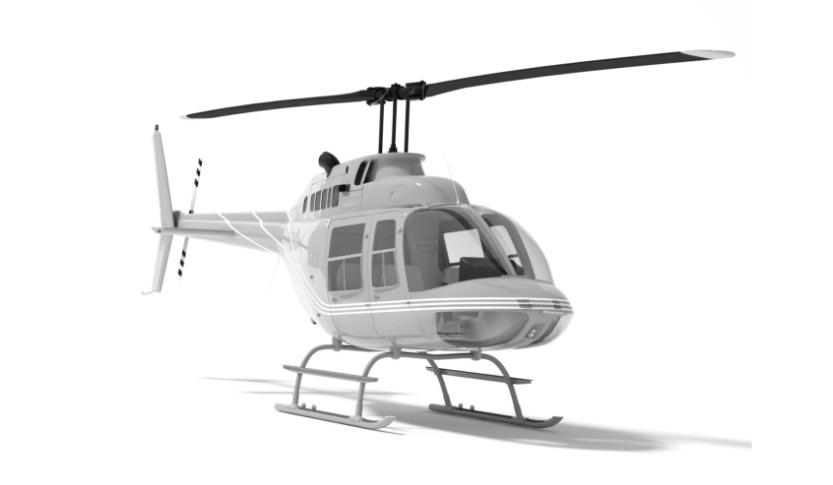 Maintenance hélicoptère Bell